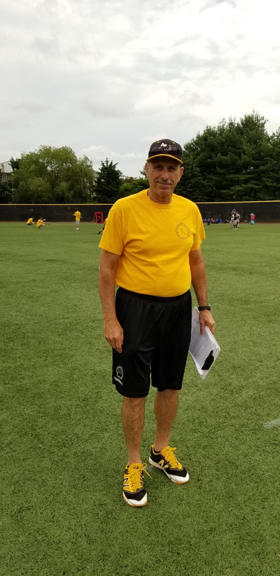 Coach Dom Scala